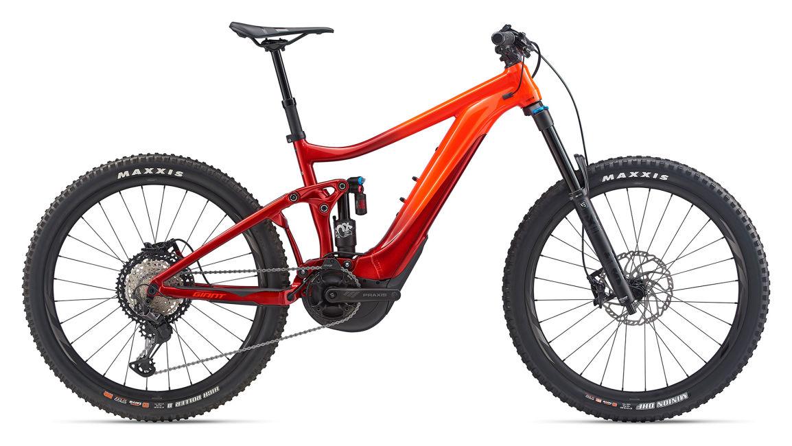Reign E+ 1 Pro Electric Bike