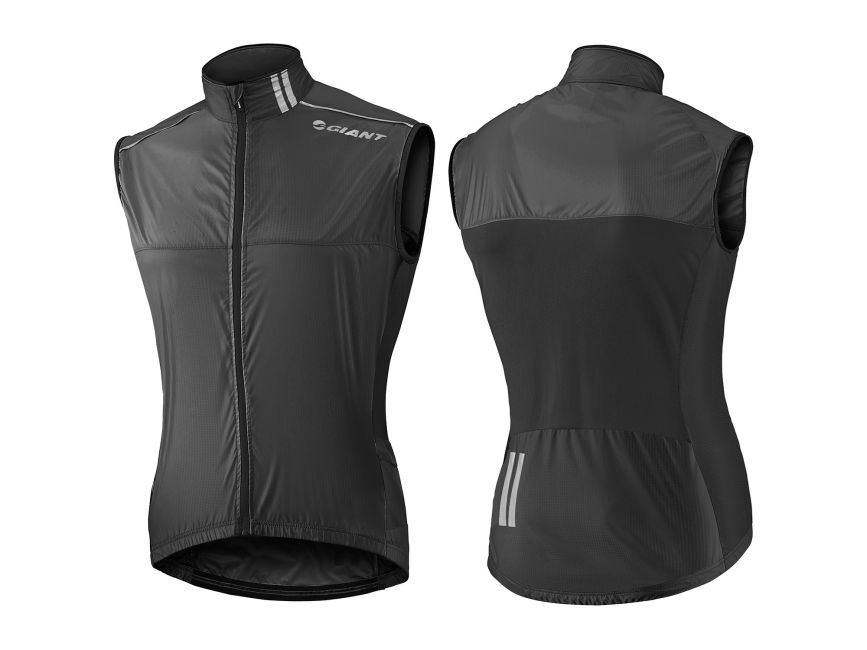 Mens Lightweight Sleeveless Cycling Vest