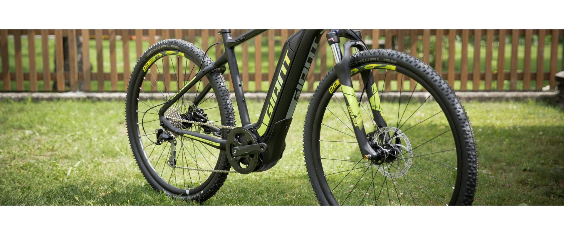 Explore E+ Electric Bike