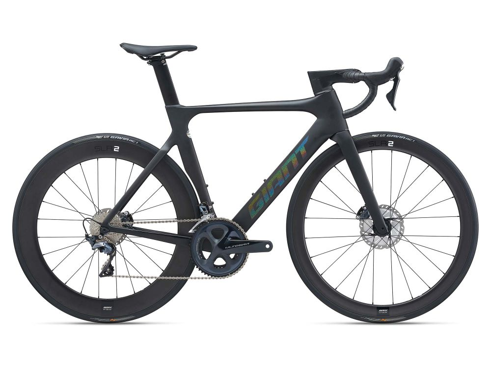 Propel Advanced Disc with interactive tooltips