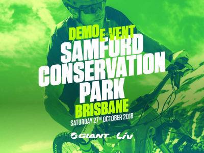 Giant E-bike Demo Day - Brisbane, QLD