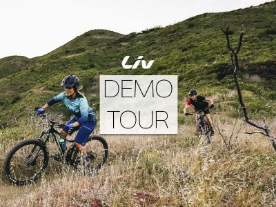 Liv Women's Demo @ Old Shooting Range Trailhead