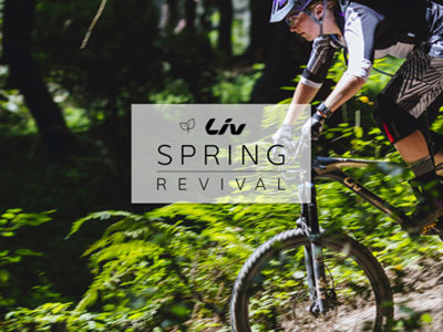 Spring Revival - No Drop at Bike Park