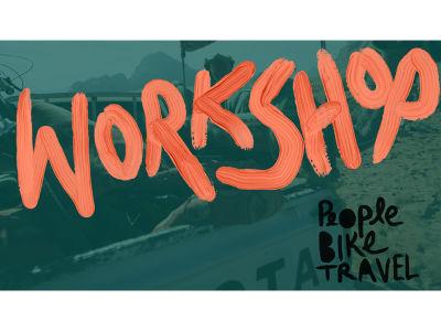 People Bike Travel: Bike Travel Workshop & Travel Stories with Katie Holden