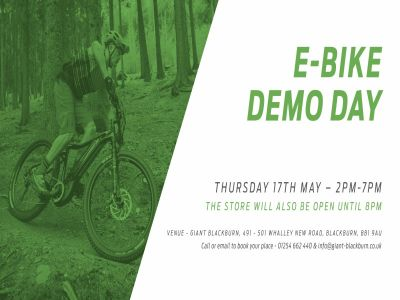 Giant Blackburn - E-Bike Demo Day