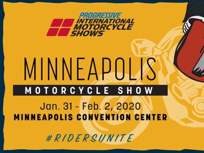 IMS Minneapolis - The Progressive International Motorcycle Shows