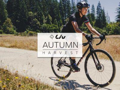 Autumn Harvest - No-Drop Gravel Ride