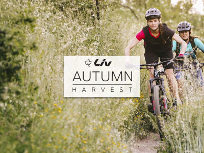 Autumn Harvest - Mountain Bike Ride