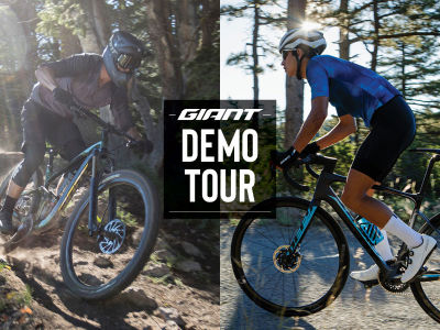 Ride Life Ride Giant Demo @ Outerbike Moab