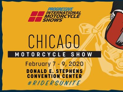 IMS Chicago - The Progressive International Motorcycle Shows