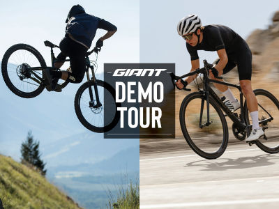 Ride Life Ride Giant Demo at Northshore Trail
