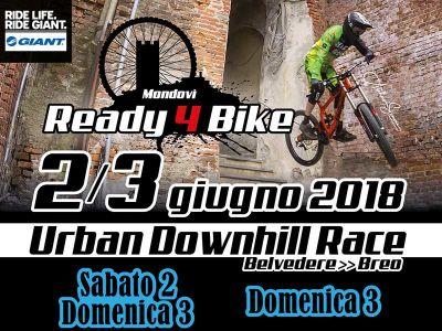 Urban Downhill Race Mondovi