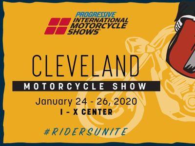 IMS Cleveland - The Progressive International Motorcycle Shows