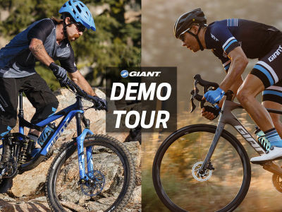 Ride Life Ride Giant Demo @ Madison Creek Furnishings