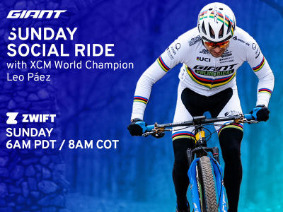 Zwift Sunday Ride Series with Leo Paez