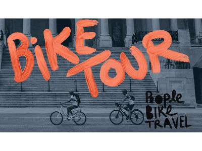 People Bike Travel: Night City Tour with Katie Holden & DC Bicycle Concierge