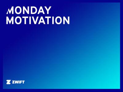 Monday Motivation Ride Series