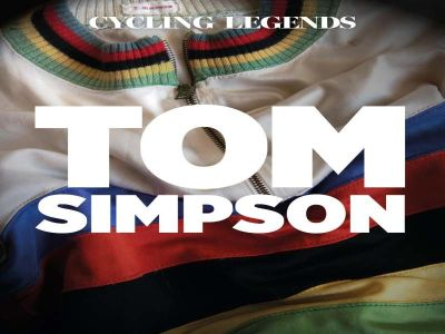 Tom Simpson - Cycling Legend - An illustrated talk by Chris Sidwells, author and contributor to Cycling Weekly and Cycle Sport