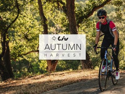 Autumn Harvest - Cycling, Cider, and Doughnuts