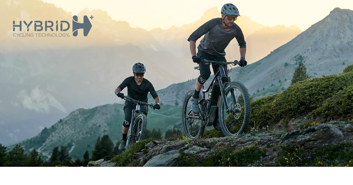 Hybrid Cycling Technologie