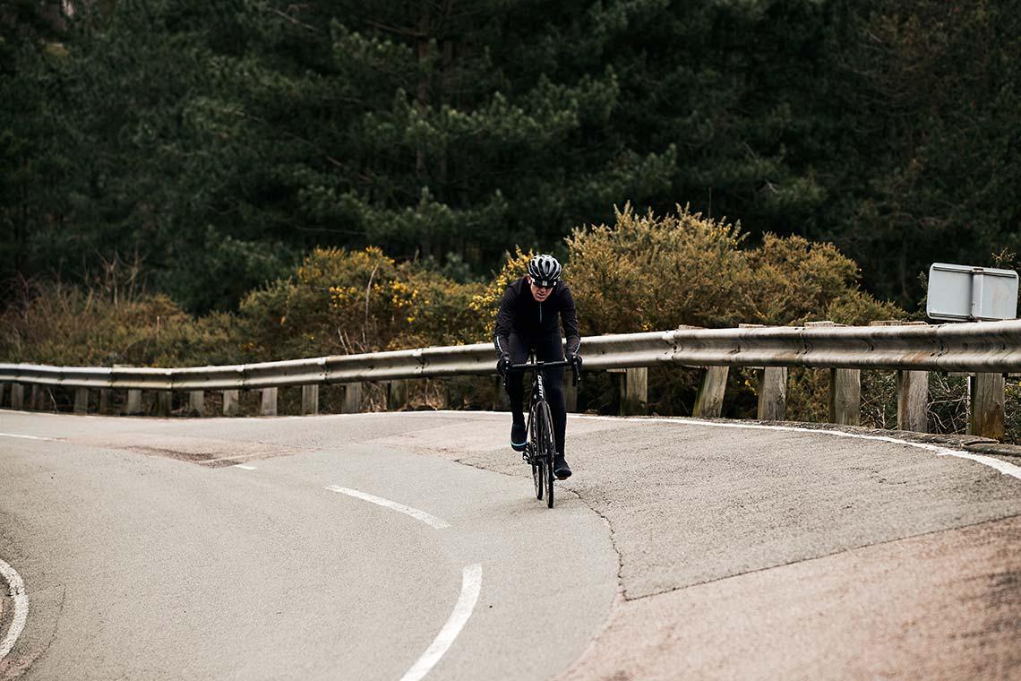 matt bottrill riding new TCR