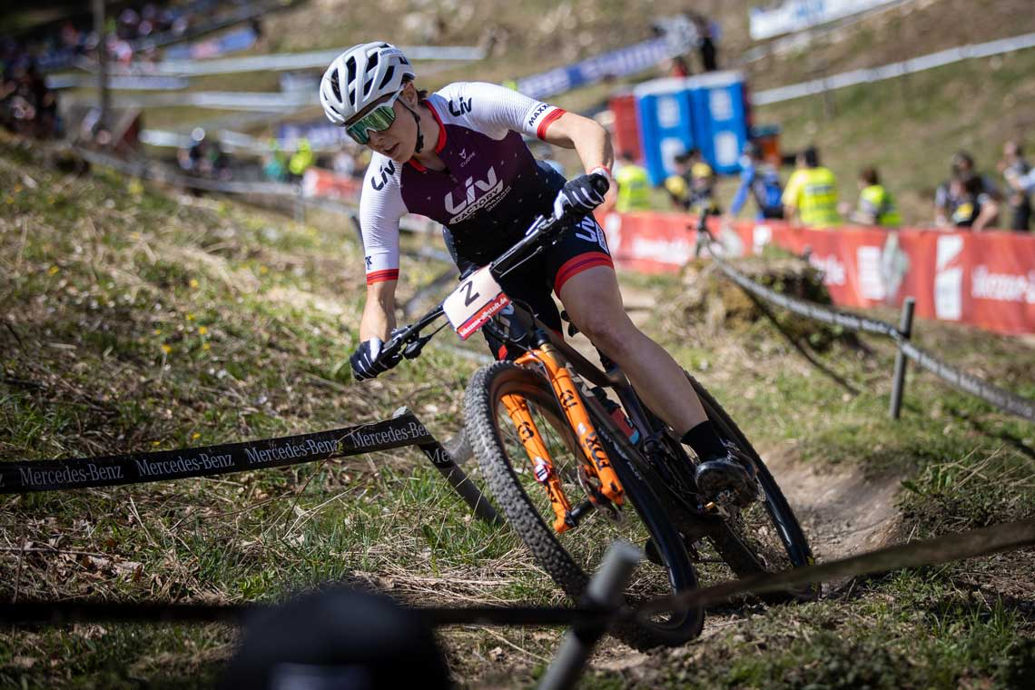 Linda Indergand solo World Cup