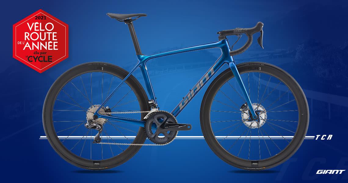 TCR Advanced Pro Disc 0 - Vélo de Route de l'Année 2021