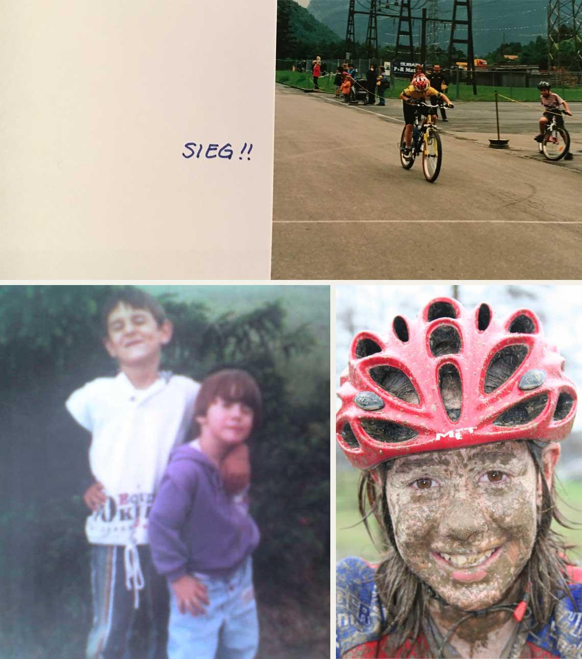 Linda Indergand growing up