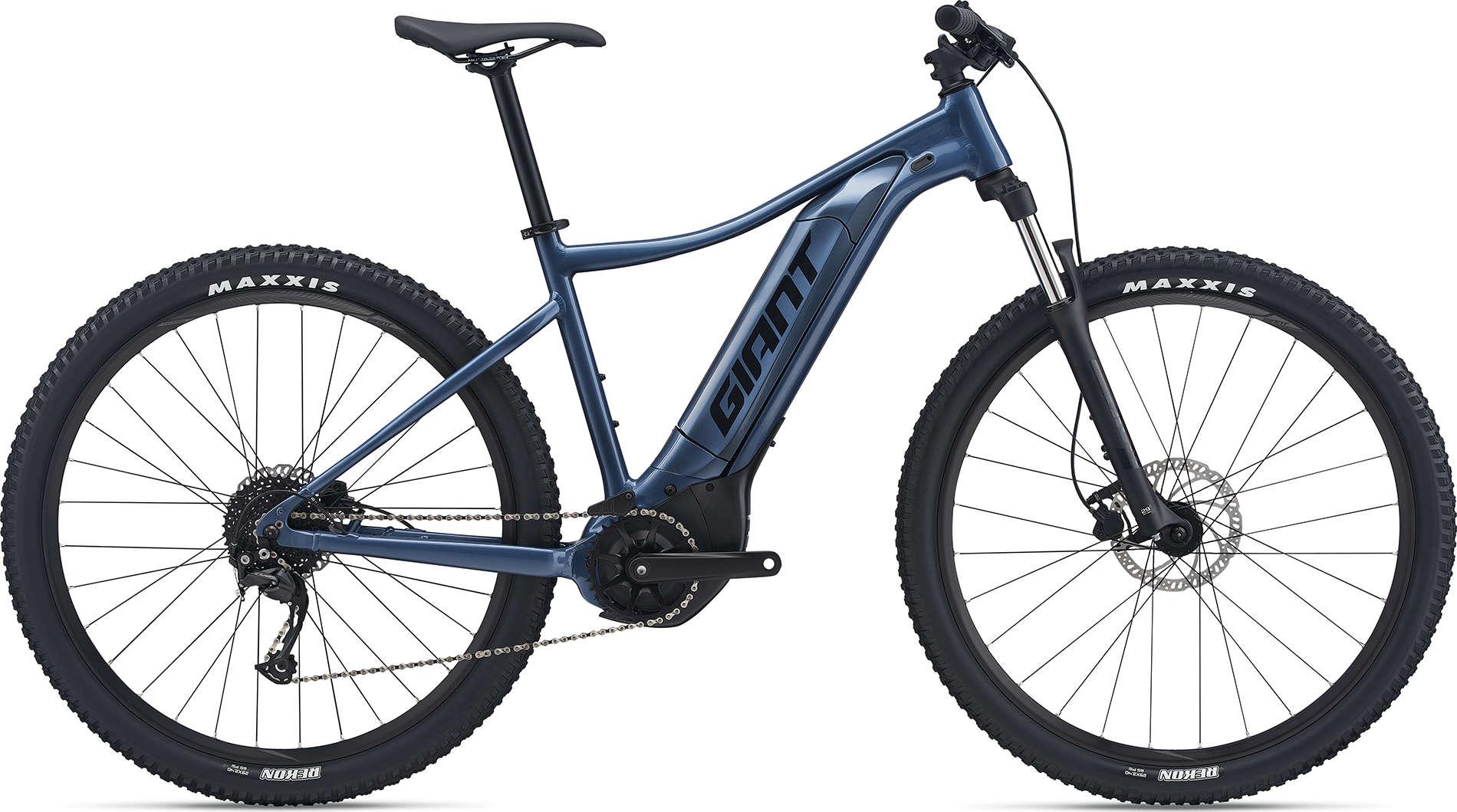 hardtail electric mountain bike Giant Talon E+