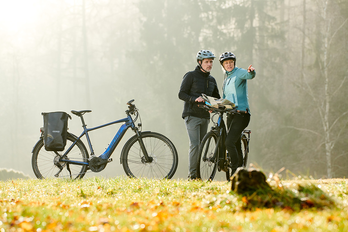 Electric Adventure Bike