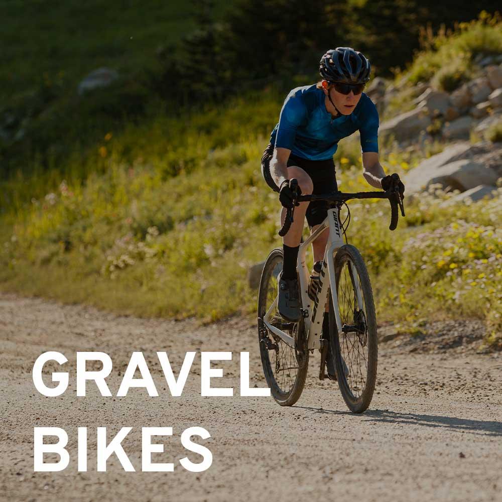 Giant Gravel Bikes
