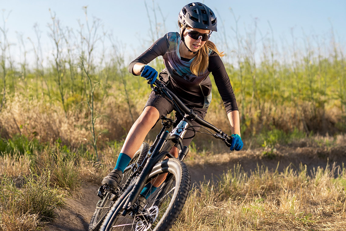 Womens mountain bikes from Liv