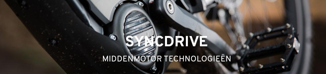 Giant SyncDrive motor technologieën