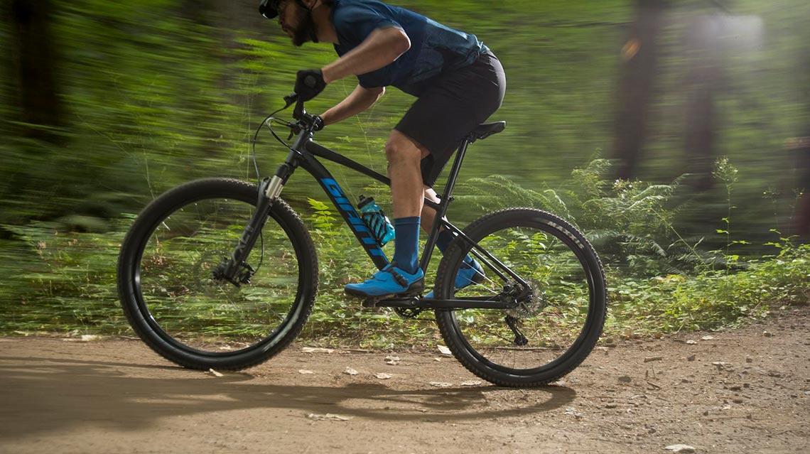 Hardtail bikes