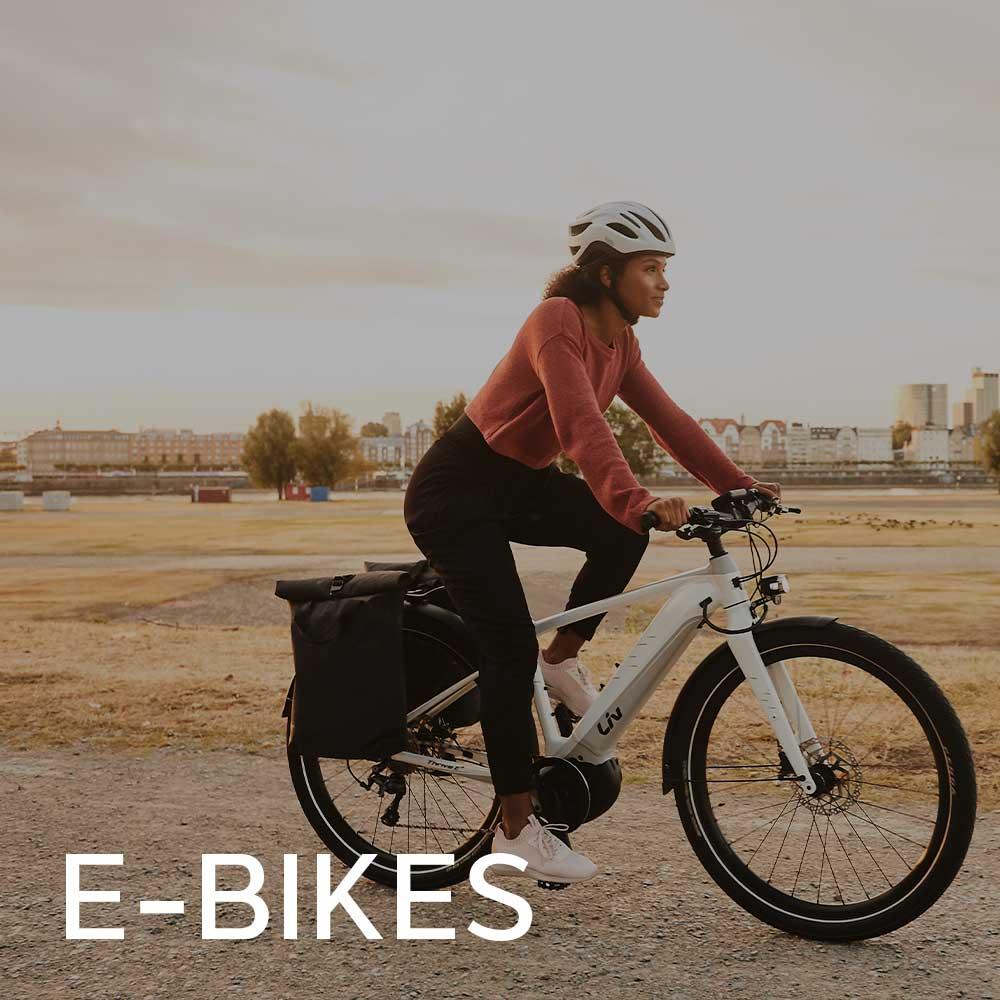 Liv Women's E-Bikes