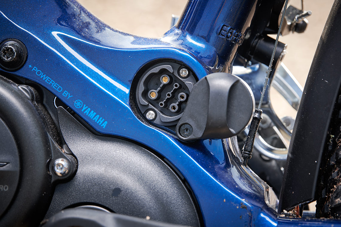 Giant electric bike charger