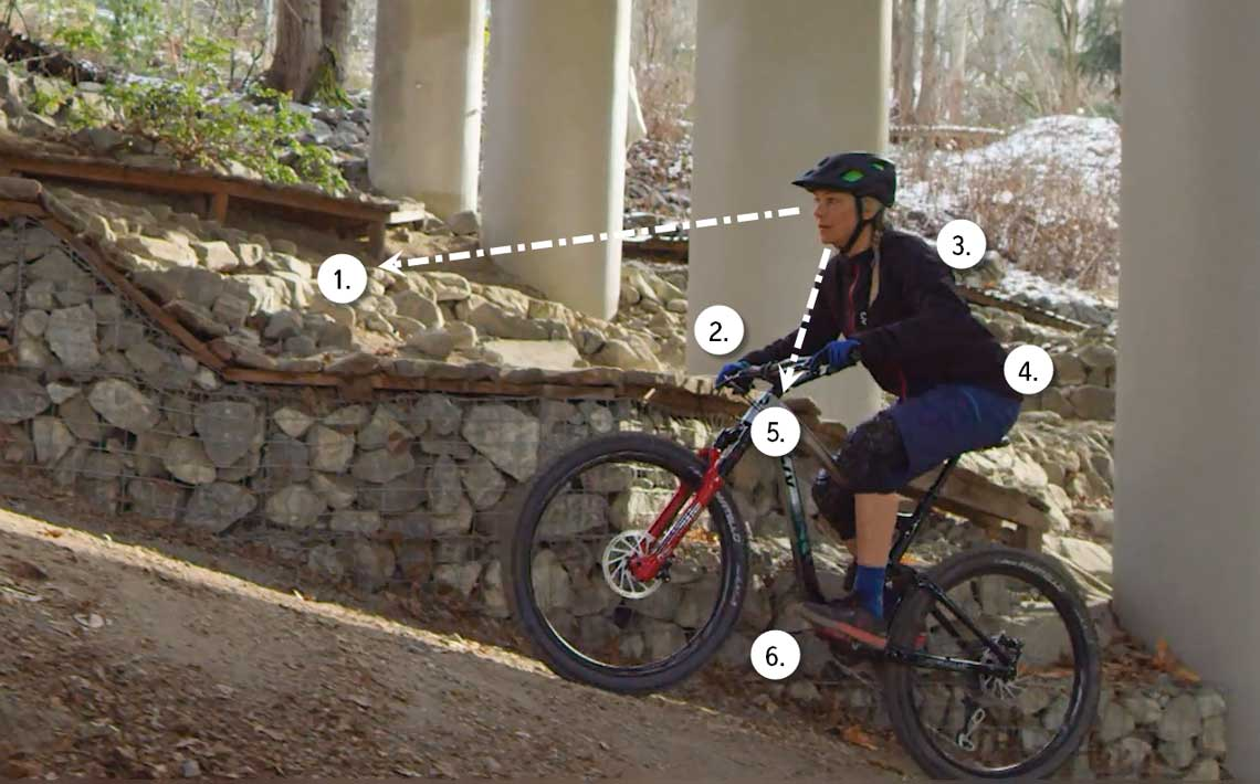 Uphill And Downhill Mountain Biking Skills Liv Cycling Official Site