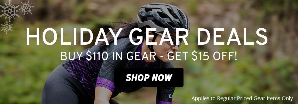 Liv Gear Deals. Buy $110 in Regular Priced Gear - Get $15 Off!