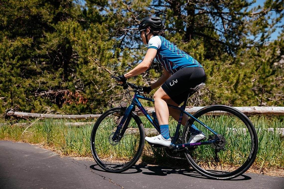 Thrive road bike