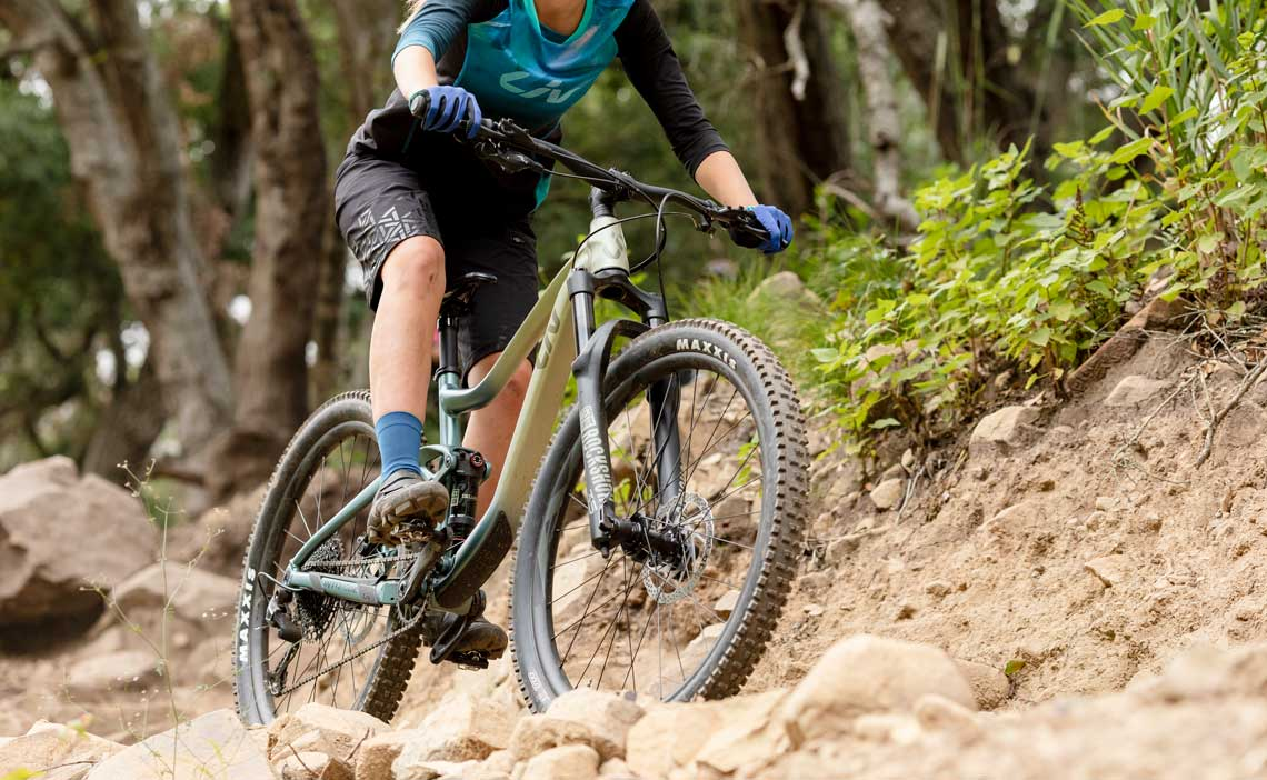 How To Select Mountain Bike Tires Liv Cycling Official Site