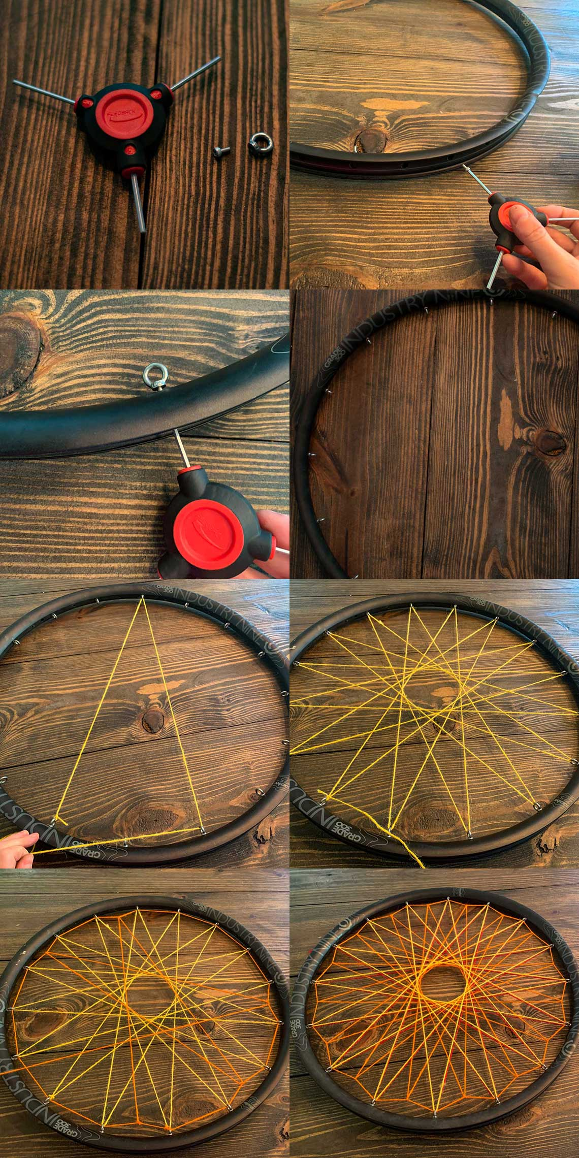 Diy How To Upcycle Used Bike Parts Liv Cycling Official Site