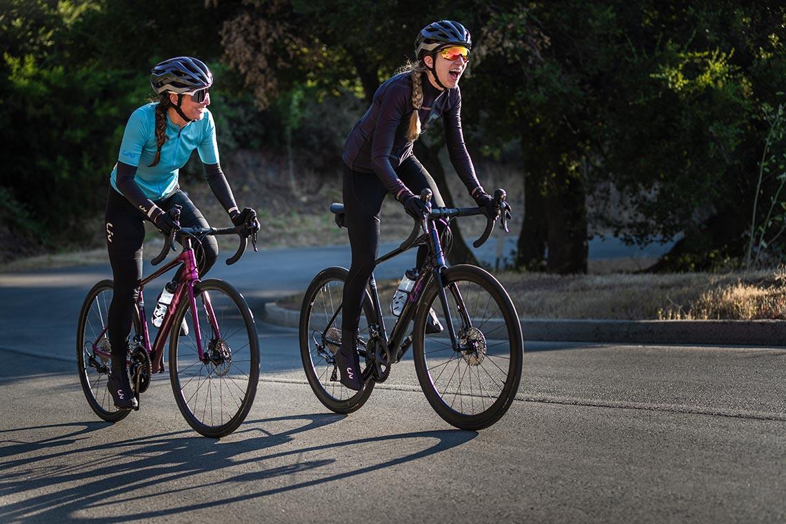 Langma road bike