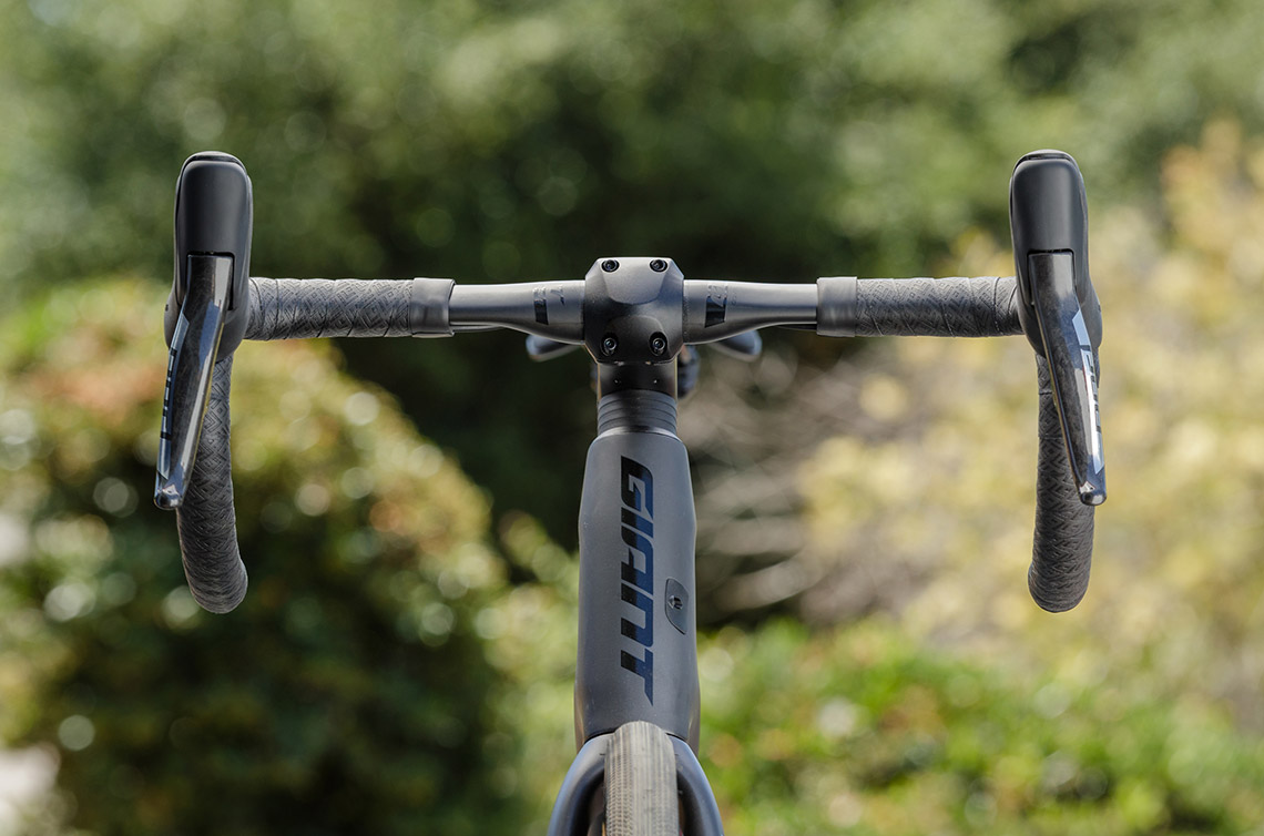 front on shot of Giant Defy