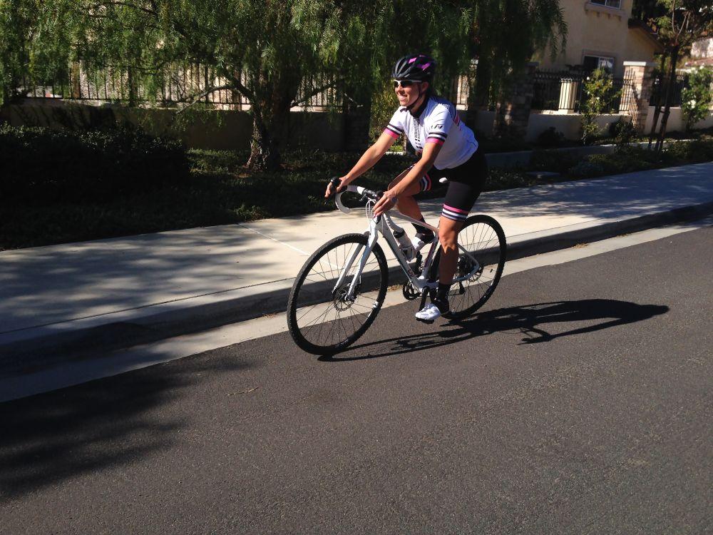 Ustawianie roweru
