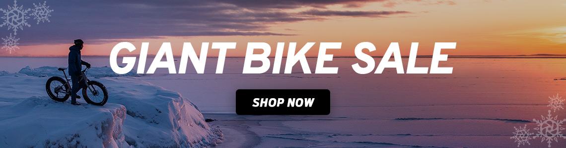 Shop the Giant Bike Sale now